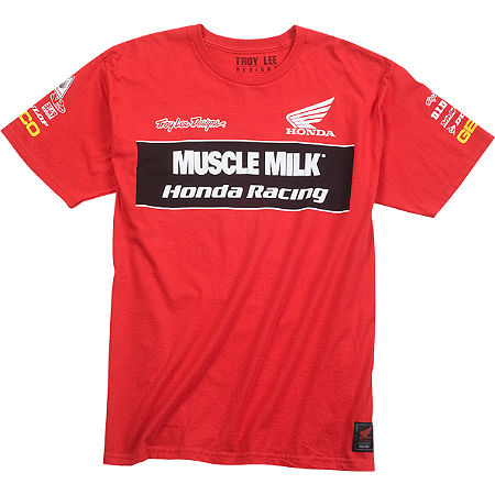 Troy Lee Designs Honda Team Shirt - Main