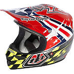 2013 Troy Lee Designs Air Helmet - Airstrike - Utility ATV Off Road Helmets
