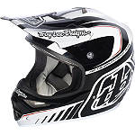 2013 Troy Lee Designs Air Helmet - Delta - TROY-LEE-DESIGNS Dirt Bike protection