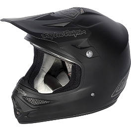 2014 Troy Lee Designs Air Helmet - Midnight - 2013 Troy Lee Designs SE3 Helmet - A Day In The Dirt