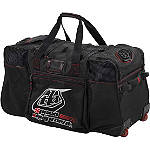 2014 Troy Lee Designs Speed Equipment Wheeled Gear Bag - Dirt Bike Gear Bags