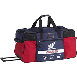 2014 Troy Lee Designs Speed Equipment Wheeled Gear Bag - Team - 2014 Troy Lee Designs Speed Equipment Wheeled Gear Bag