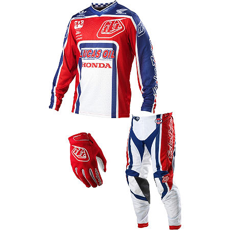 2013 Troy Lee Designs GP Air Combo - Team - Main