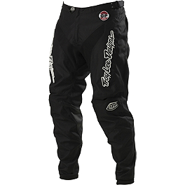 2014 Troy Lee Designs GP Pants - Hot Rod - 2014 Troy Lee Designs GP Jersey - White-Out