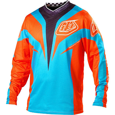 2013 Troy Lee Designs GP Air Jersey - Mirage - Main