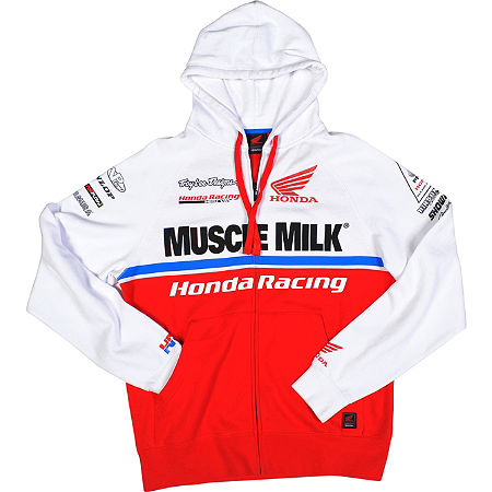 Troy Lee Designs Honda Team Zip Hoody - Main