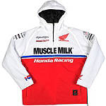 Troy Lee Designs Honda Team Jacket - Dirt Bike Casual Clothing & Accessories
