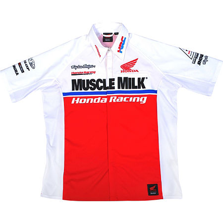 Troy Lee Designs Honda Team Pit Shirt - Main