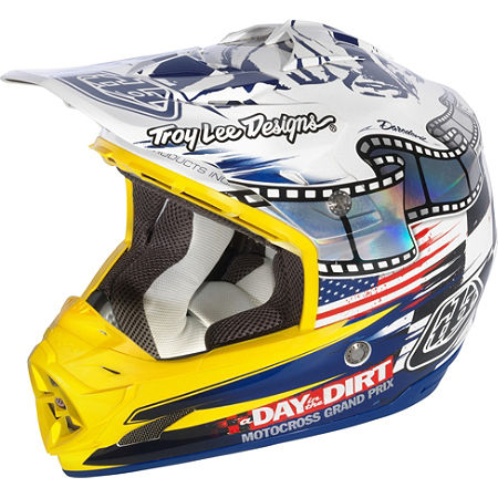 2013 Troy Lee Designs SE3 Helmet - A Day In The Dirt - Main