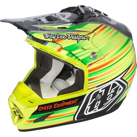 2013 Troy Lee Designs SE3 Helmet - MC / Monster - Main