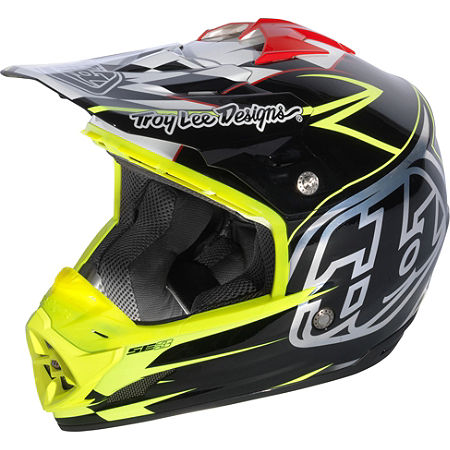 2013 Troy Lee Designs SE3 Helmet - Team - Main