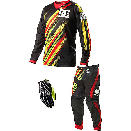 2013 Troy Lee Designs SE Pro Combo - McGrath - Main