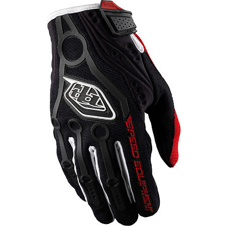2013 Troy Lee Designs Speed Equipment Gloves - Main