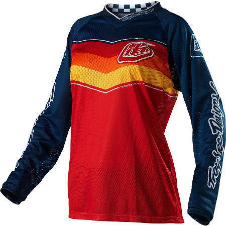 2013 Troy Lee Designs Women's GP Air Jersey - Airway - Main