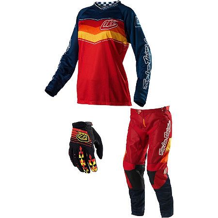 2013 Troy Lee Designs Women's GP Air Combo - Airway - Main