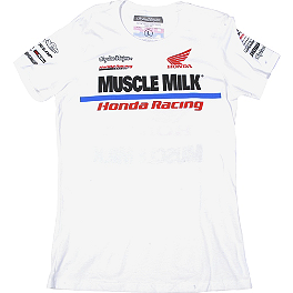 Troy Lee Designs Women's Honda Team T-Shirt - Troy Lee Designs Women's Honda Team Shirt