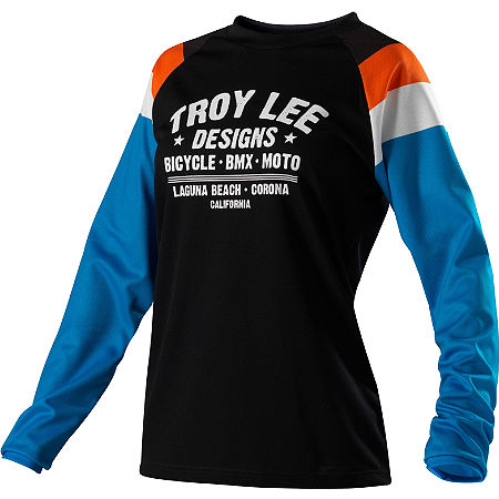 2014 Troy Lee Designs Women's Rev Jersey - Main