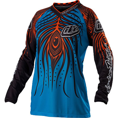 2013 Troy Lee Designs Women's GP Jersey - Savage - Main