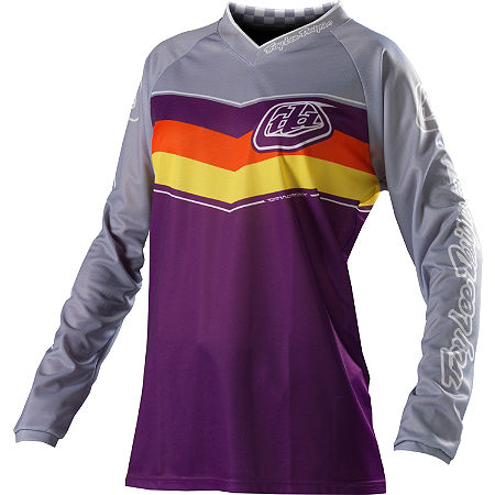 2013 Troy Lee Designs Women's GP Jersey - Airway - Main