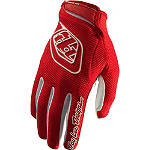 2014 Troy Lee Designs Air Gloves - Troy Lee Designs Utility ATV Riding Gear