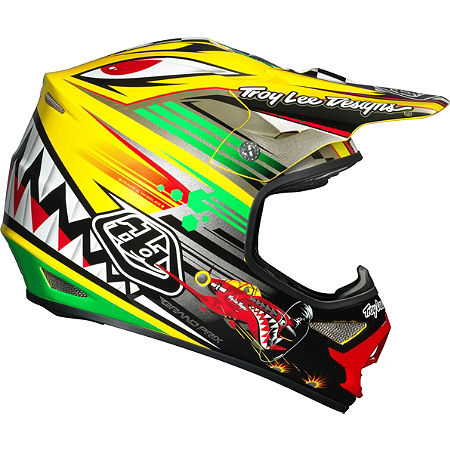 2014 Troy Lee Designs Air Helmet - P-51 - Main