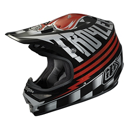 2014 Troy Lee Designs Air Helmet - Ace - 2014 Troy Lee Designs SE3 Helmet - A Day In The Dirt