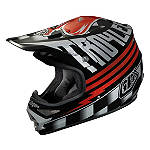 2014 Troy Lee Designs Air Helmet - Ace - Troy Lee Designs Dirt Bike Off Road Helmets