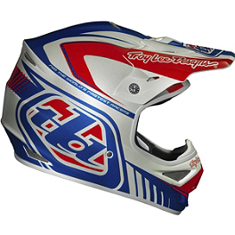 2014 Troy Lee Designs Air Helmet - Delta - 2014 Troy Lee Designs SE3 Helmet - Pinstripe