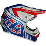 2014 Troy Lee Designs Air Helmet - Delta - Dirt Bike Off Road Helmets