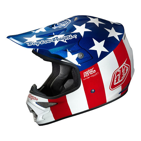 2014 Troy Lee Designs Air Helmet - Fonda - Main