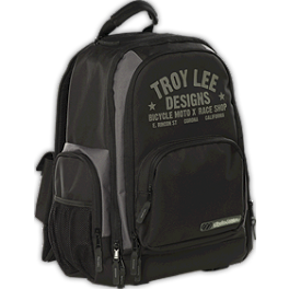 2014 Troy Lee Designs Basic Backpack - 2014 Troy Lee Designs Ignition Backpack
