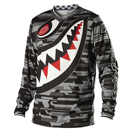 2014 Troy Lee Designs GP Jersey - P-51 - 2014 Troy Lee Designs GP Air Jersey - P-51