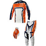 2014 Troy Lee Designs GP Air Combo - Factory - Troy Lee Designs Dirt Bike Pants, Jersey, Glove Combos