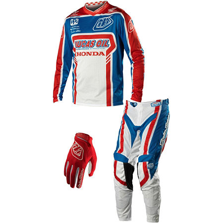 2014 Troy Lee Designs GP Air Combo - Team - Main