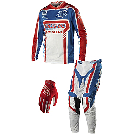 2014 Troy Lee Designs GP Air Combo - Team - 2013 Troy Lee Designs SE Pro Team Combo - TLD / Adidas