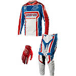 2014 Troy Lee Designs GP Air Combo - Team - SIDI Dirt Bike Riding Gear