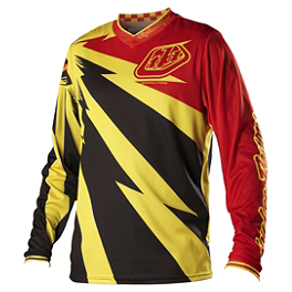 2014 Troy Lee Designs GP Jersey - Cyclops - 2014 Troy Lee Designs GP Jersey - Factory