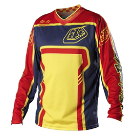 2014 Troy Lee Designs GP Jersey - Factory - 2014 Troy Lee Designs GP Jersey - Cyclops