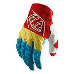 2014 Troy Lee Designs GP Gloves - Troy Lee Designs GP Dirt Bike Gloves