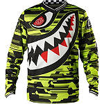 2014 Troy Lee Designs GP Air Jersey - P-51 - Troy Lee Designs Dirt Bike Riding Gear