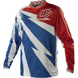 2014 Troy Lee Designs GP Air Jersey - Cyclops - 2014 Troy Lee Designs GP Air Pants - Team