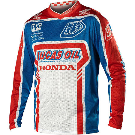 2014 Troy Lee Designs GP Air Jersey - Team - Main