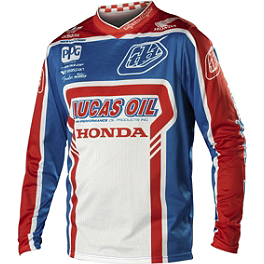 2014 Troy Lee Designs GP Air Jersey - Team - Alias A1 Geico Team Jersey