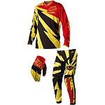 2014 Troy Lee Designs GP Combo - Cyclops - Troy Lee Designs Utility ATV Pants, Jersey, Glove Combos