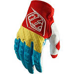 Blue-Yellow Glove