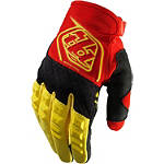 Yellow-Black Glove
