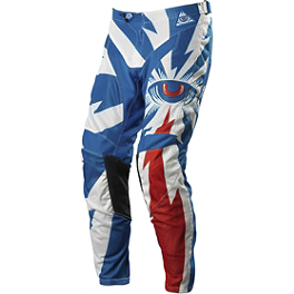 2014 Troy Lee Designs GP Air Pants - Cyclops - Factory Effex Quick Straps Button Re-Mount Kit