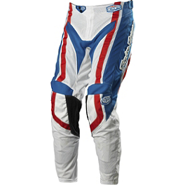 2014 Troy Lee Designs GP Air Pants - Team - 2013 JT Racing Evolve Protek Vented Pants - Fader