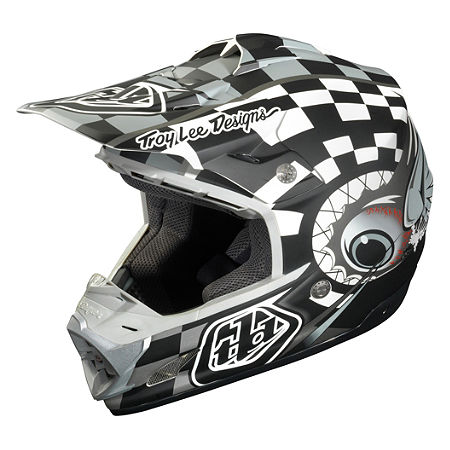2014 Troy Lee Designs SE3 Helmet - Baja - Main