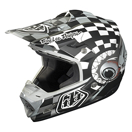 2014 Troy Lee Designs SE3 Helmet - Baja - 2014 Troy Lee Designs SE3 Helmet - Cyclops